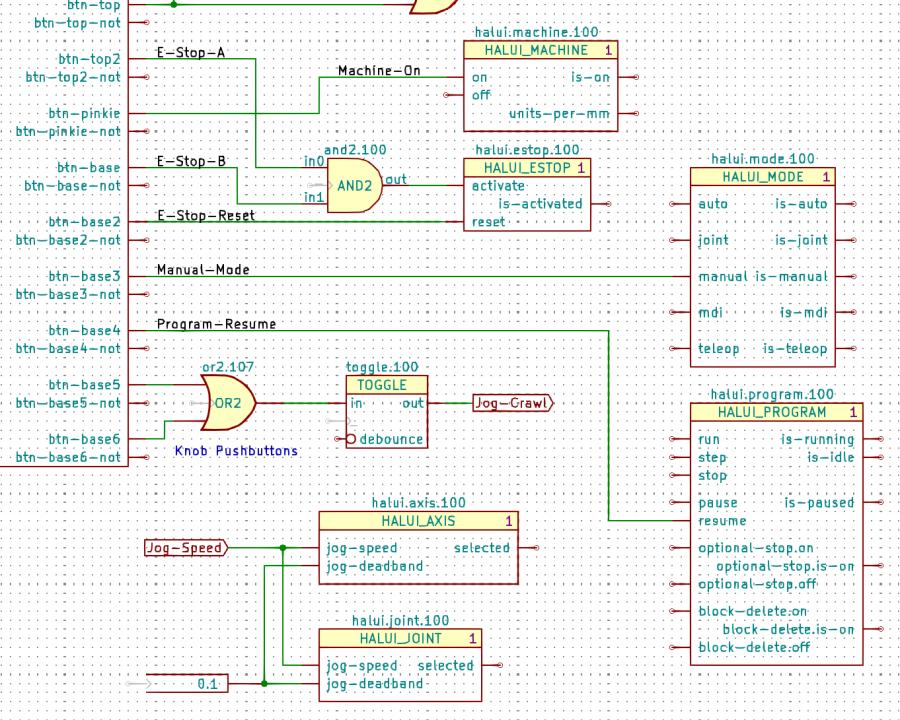 Gamepad Button logic - HALUI components