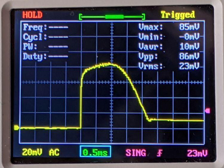 Schauer battery charger - float V pulse