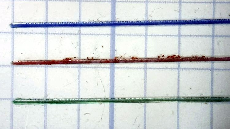 Hairline V tool tests - 0.3 mm 10 kRPM 24 ipm - start