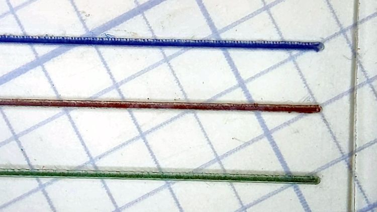 Hairline V tool tests - 0.3 mm 10 kRPM 24 ipm - end