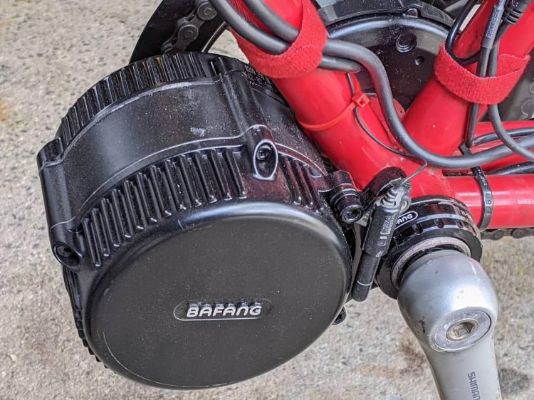 Tour Easy Bafang BBS02 motor