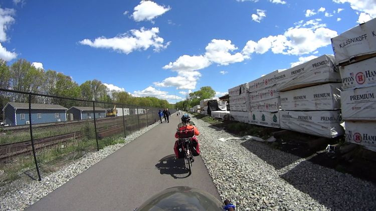 Empire State Trail - Dog Lunge - 2021-05-12 - 0
