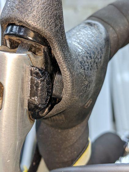 Terry Bafang brake sensor - front