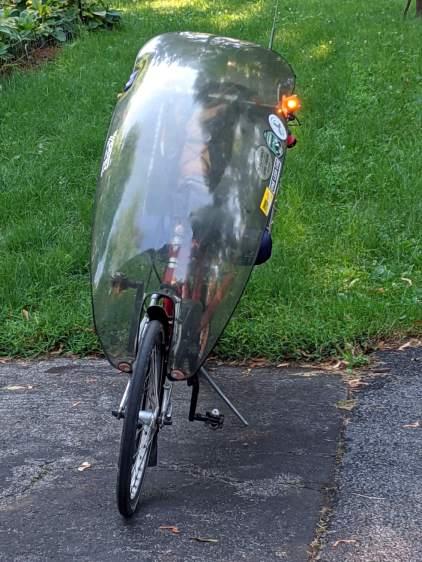 Fairing Mounted Side Marker - First Light