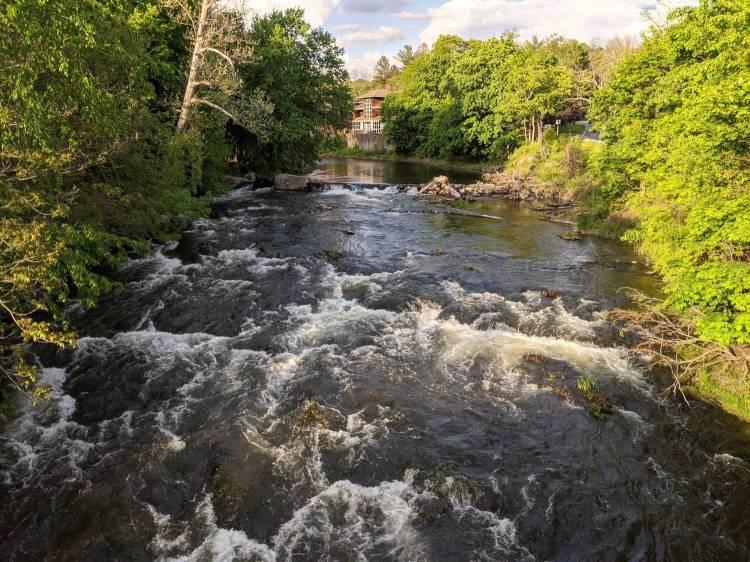 Red Oaks Mill Dam - 2021-05-17
