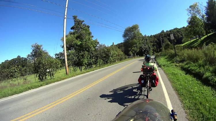 Tour Easy Rear Running Light - sunlight
