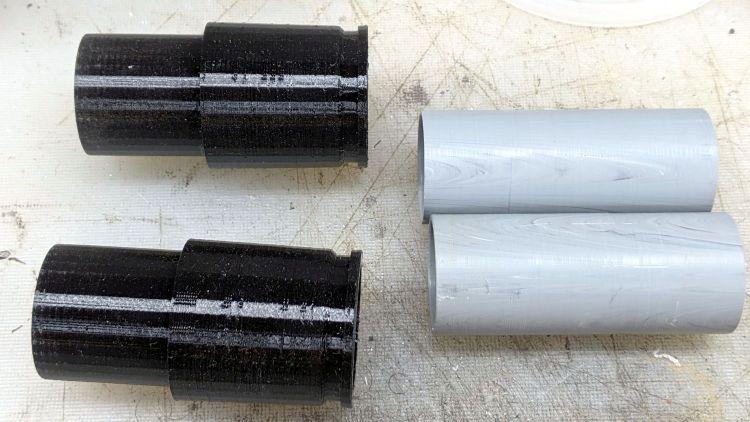 Dirt Devil adapter - parts